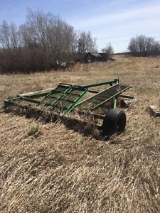 Flexi-coil swather transport