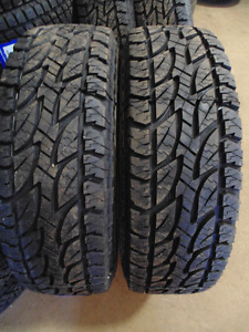 -4 NEW 265/70R17 TIRES $450!!! WHY BUY USED ? '.'.