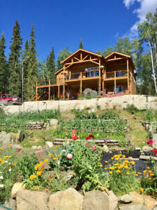 Dawson City Country Residential Home for Sale