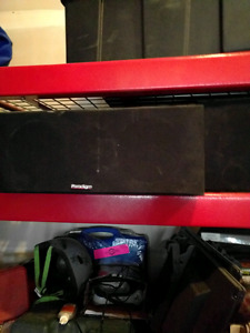Paradigm home theater system