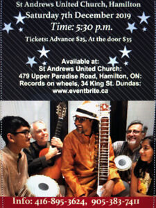Indian Christmas Concert and Dinner 2019
