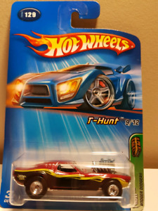 Hot wheels 2005 super t hunt/t hunt Rodger Dodger
