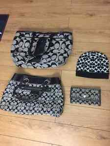 COACH BAGS AND ACCESSORIES FOR SALE
