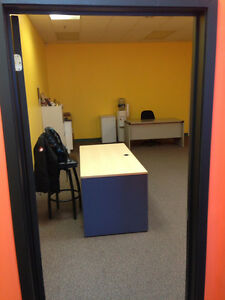 OFFICE SPACE FOR SUB-LEASE $1200/MONTH PLUS 50% UTILITIES