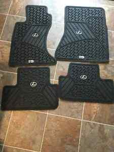 Winer Floor Mats for IS 250 Lexus AWD Luxury Sports Sedan