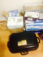 Various household items,Clothes,toys,electronics,cell phones