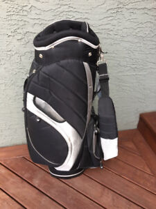 **New**  White Ridge cart bag