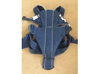 Baby Bjorn baby carrier blue