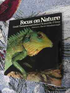 Focus on Nature. Gerald Thompson and Oxford Scientific Films.