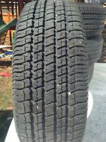 265/65R/17 Uniroyal Laredo tires