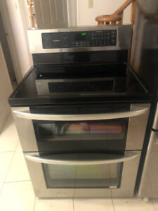 2015 lg stainless steel double oven stainless stove for sale