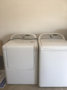 Complete set of Whirlpool Appliances