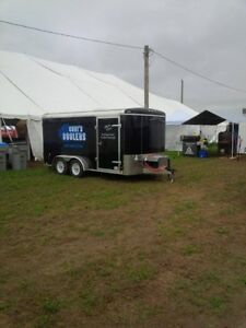 Cooler/Electric Refrigerated Trailer Rentals w/ Draft Option London Ontario image 3