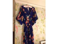 LAURA ASHLEY/ Royal Blue Archive Collection Ladies Tunic size 18 immaculate condition