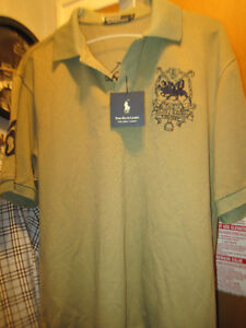Polo By Ralph Lauren Shirt Brand New With Tags Various