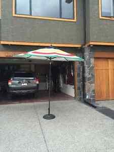 Patio Umbrella Hudsons Bay