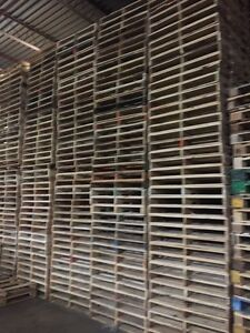 48X40 pallets skids buy & sell 905-670-9049 toronto pallet &skid