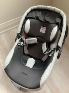 Peg-Perego Primo Viaggio 4-35 Nido Baby Car Seat (Eco-Leather)