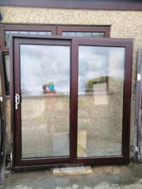 6 month old patio door