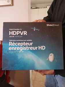 HDPVR digital satellite tv