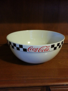 COCA -  COLA  CHIP BOWL