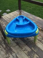 Small water/ sand table