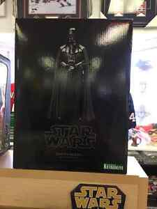 Star Wars Collectibles In Stock R2-D2, Darth Vader & More