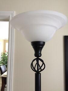 Lampes et vases