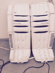 Vaughn Junior Goalie Pads