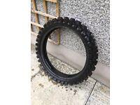 Dunlop MX31 Motocross Tyre as new Scrambler