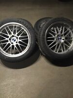 TSW WHEELS & NEW WINTER TIRES BMW X5 & X6