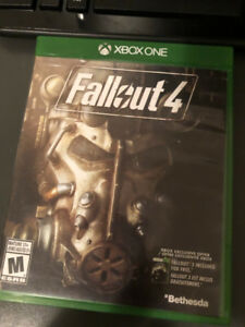 fallout 4 xbox one