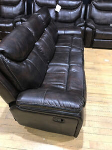 Recliner Sofa (Full Set Available) 1