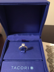 Tacori White Gold Engagement Ring/Will consider trade for sled