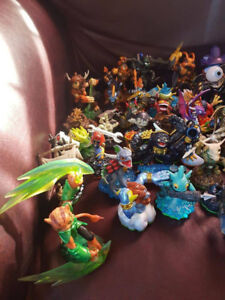 skylanders and games for wiil and will u
