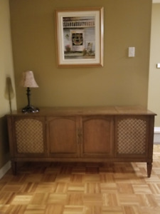 Meuble Mid Century/Mid Century Media unit