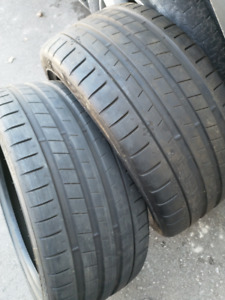 265/35/20 kUMHO ecsta ps91 (pair)