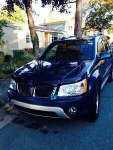 2007 Pontiac Torrent V6 AWD ONLY 125K