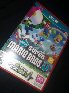 New super Mario bro u
