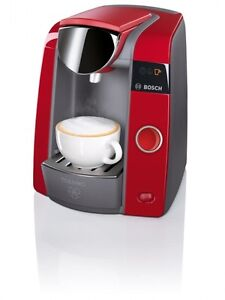 NEW IN BOX TASSIMO T47 RED BREWER