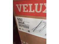 Velux Ggu uk04 White electric remote control roof window