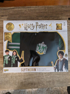 Harry Potter Slytherin dress up set