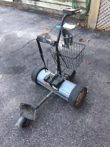 Lectronic Kaddy Golf cart for sale