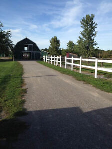 HORSE BOARDING AVAILABLE NEAR WELLAND/N FALLS