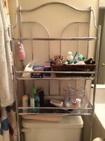 Over Toilet Storage Rack