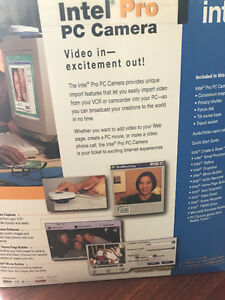 Intel Pro PC WEB Camera