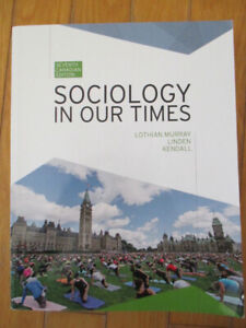 Textbook: Sociology in our Times