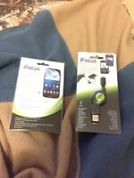 Samsung Galaxy s4 screen protecter and usb charger brand new