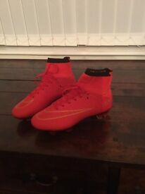 Nike Mercurial Superfly FG Football boots new