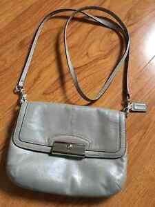 Grey Coach bag London Ontario image 1